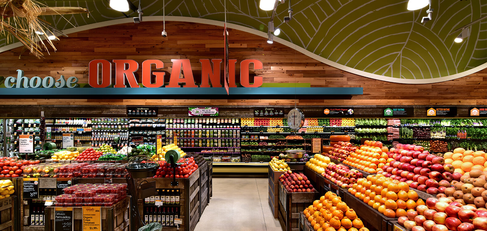 Wholefoods supermarket Pompano Beach