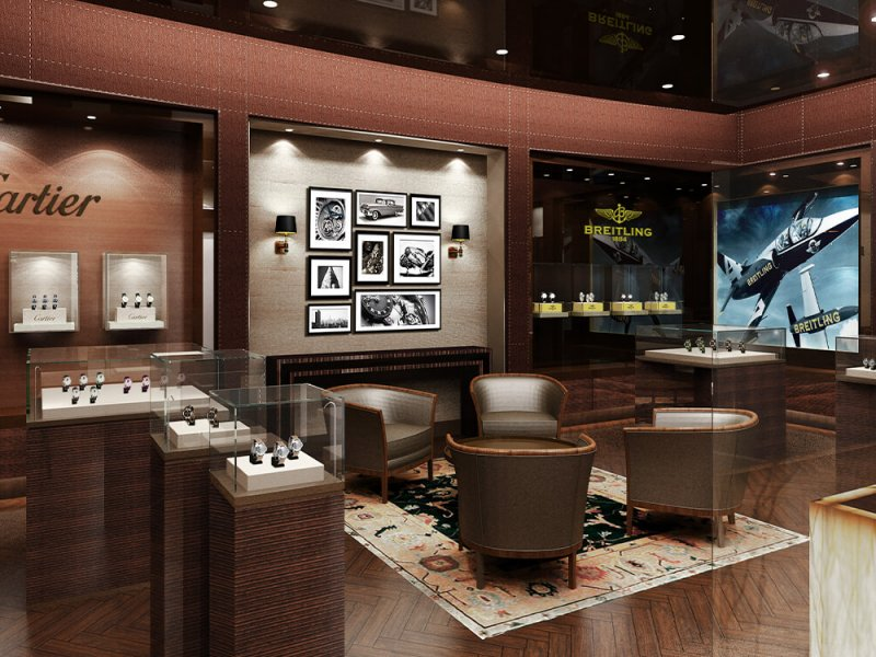 Watch and Jewelry Boutique