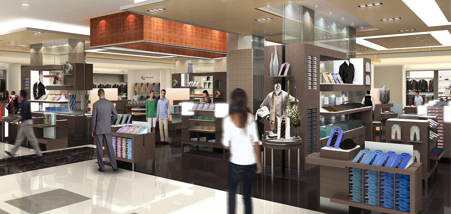 Hyundai Soul Mall Men's, S. Corée