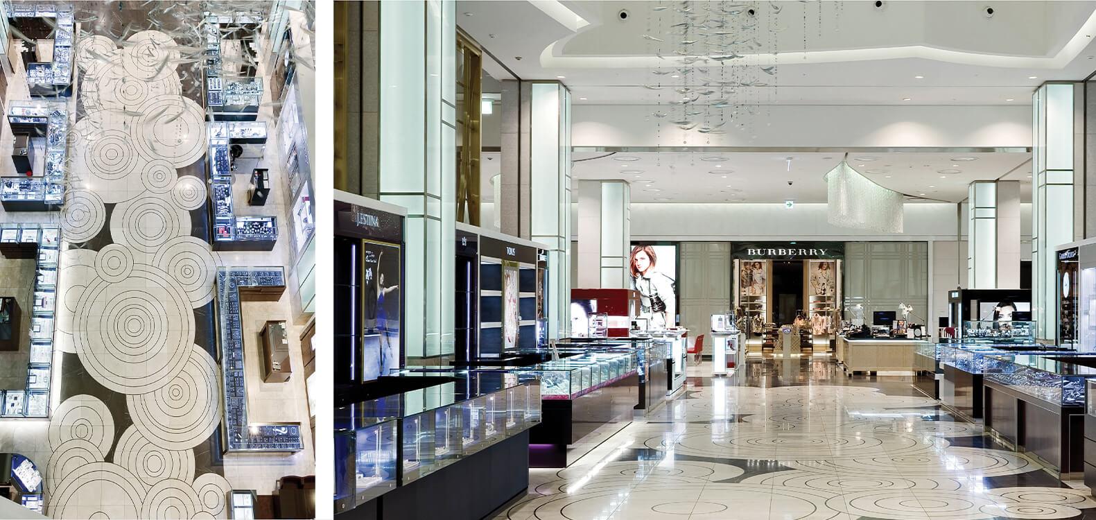 Grands magasins Lotte, Corée du Sud