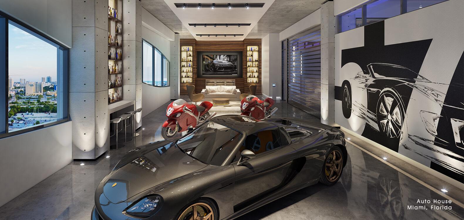 Auto House Miami, Floride