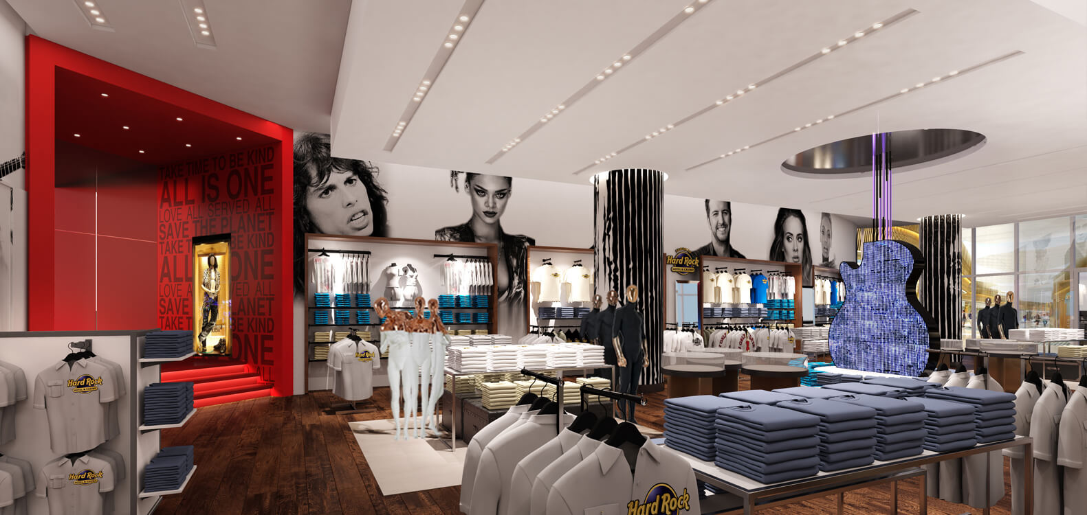 Hardrock Boutique, Hollywood, Floride 2
