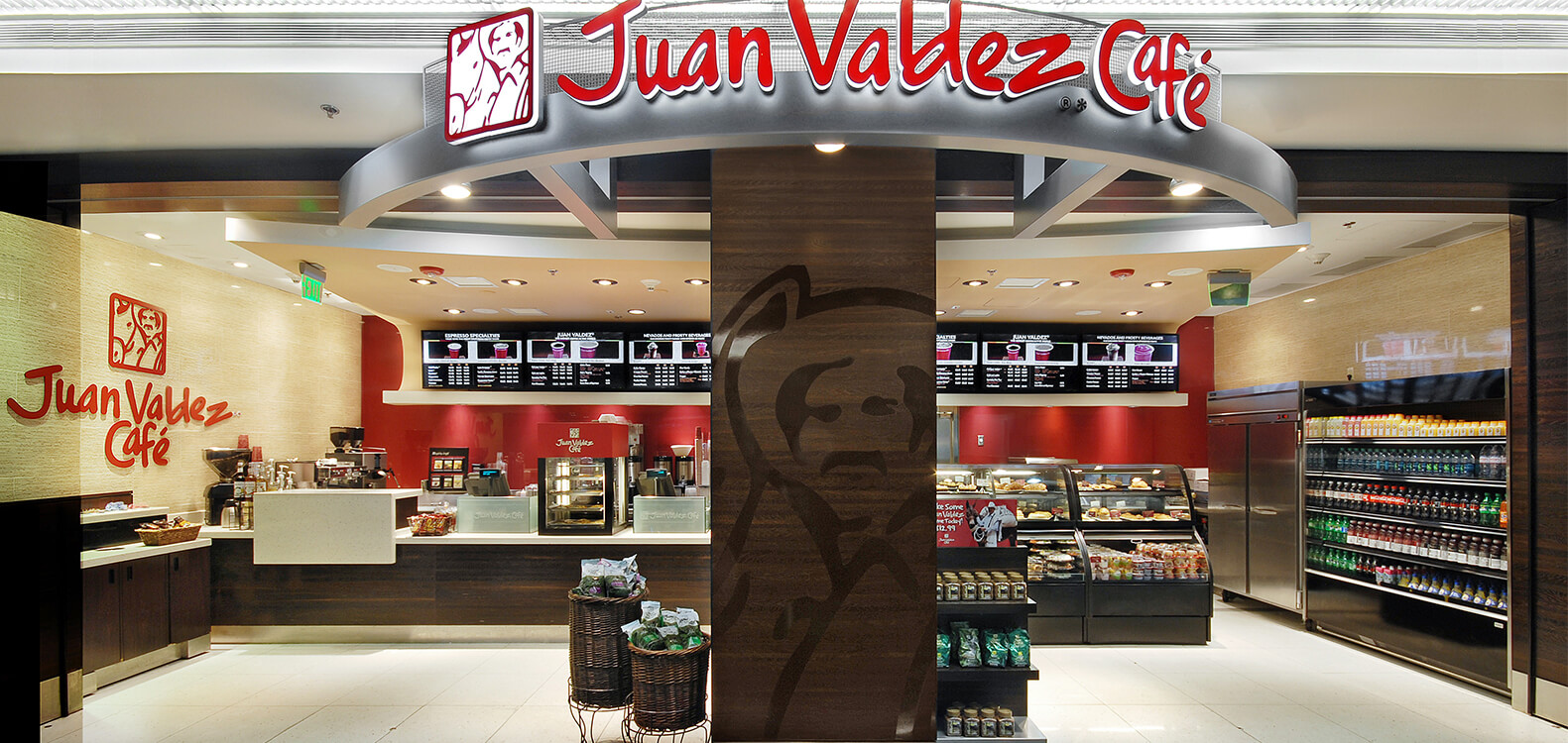 Juan Valdez Cafe, Miami